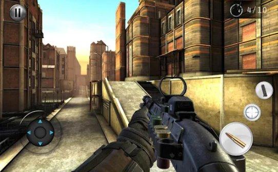 lucha contra el ataque terrorista juego de acción gratis APK Android