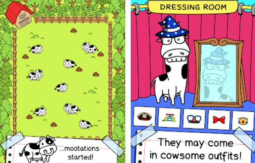 Cow Evolution Free In-App Purchases MOD APK Free Download