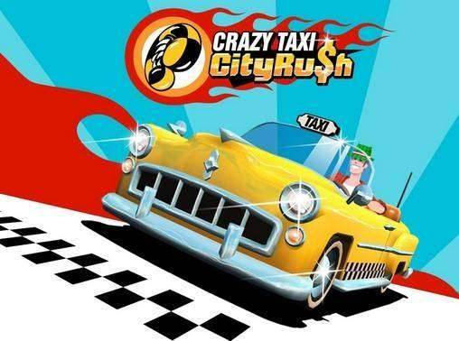 Rush Crazy Taxi Belt