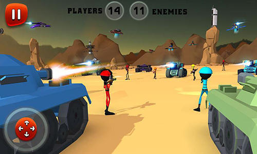 creepy aliens battle  simulator 3d APK Android