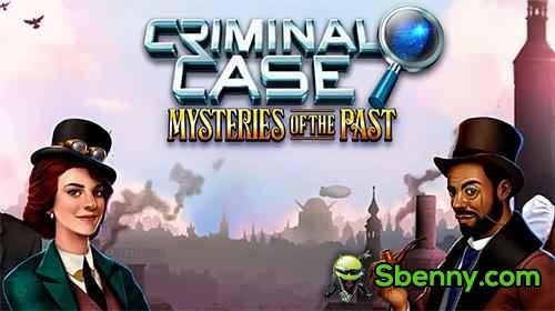 Caso criminal: misterios del pasado
