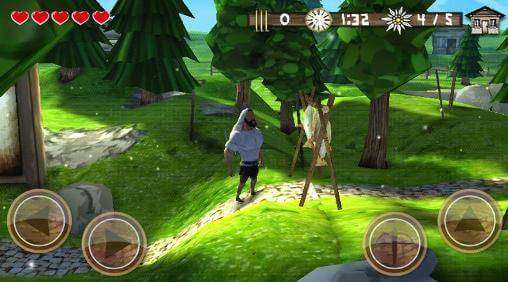 Crossbow Warrior the legend of William Tell APK + DATA