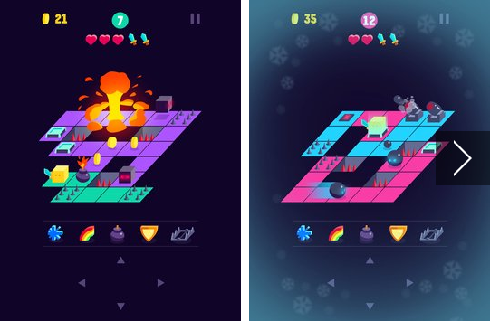 crossy maze APK Android