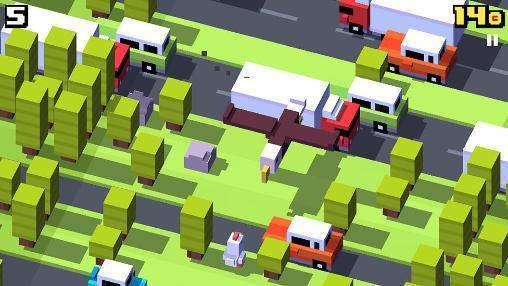 Crossy Road APK MOD Android Free Download