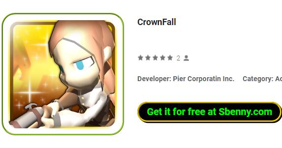 Caída de la corona