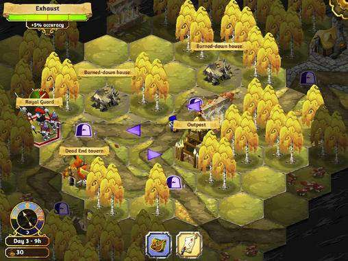 Crowntakers Full APK Android Game Free Download