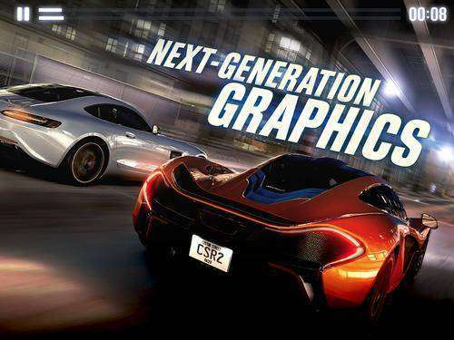 CSR Racing 2 MOD APK Android Free Download