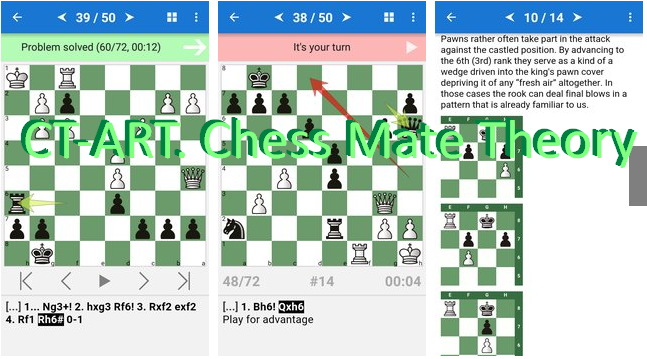 CT-ART  Chess Mate Theory MOD APK Android Free Download