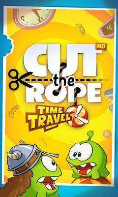 Cut the Rope: Time Travel HD + MOD