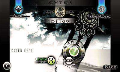 Cytus Full APK Android Game Free Download