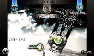 Cytus Full APK Android игры скачать бесплатно