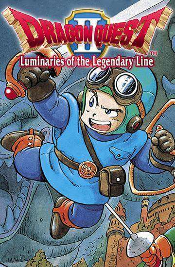 Dragon quest 2 luminaries of the legendary line