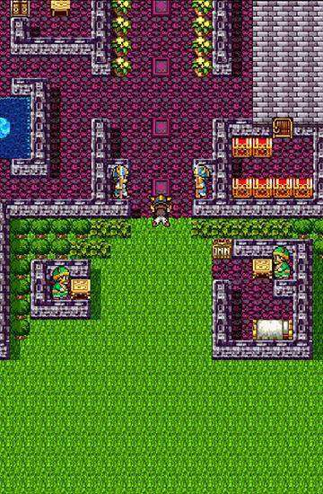 Dragon quest 2 luminaries of the legendary line 2 APK Android