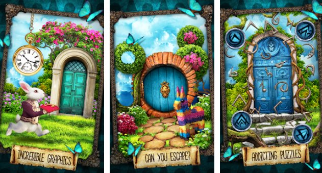 100 doors incredible APK Android