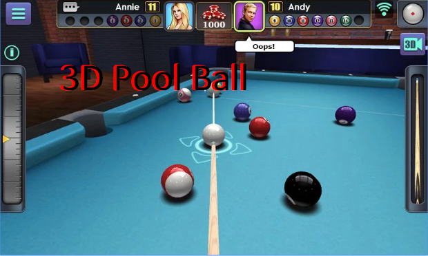 3D Pool Ball MOD APK for Android Free Download