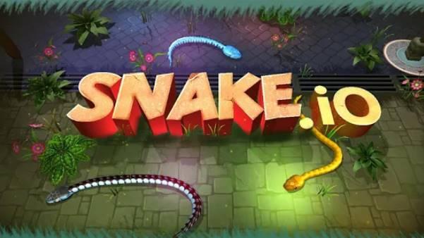 3d serpiente io