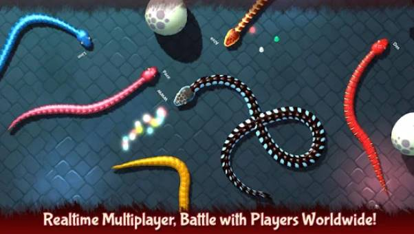 3d snake io APK Android