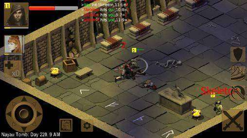 Exiled Kingdoms RPG APK Android