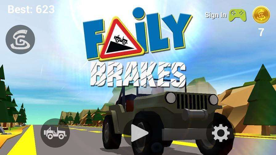 faily Bremsen
