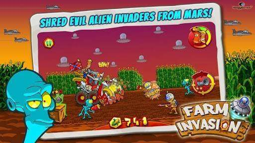 Farm Invasion EUA premium