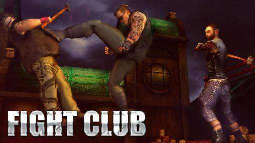 Fight Club Fighting Games