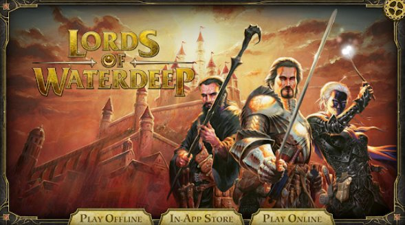 d and d lords of waterdeep