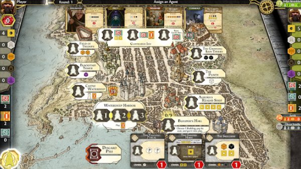 d and d lords of waterdeep APK Android
