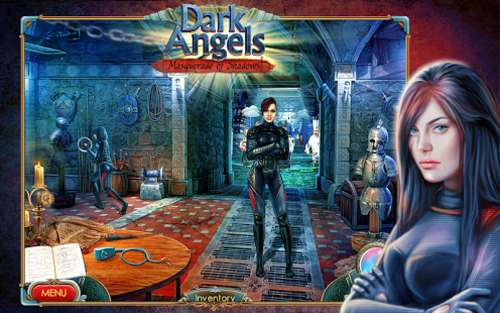 Dark Angels Full APK Android Game Free Download