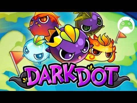 Oscuro Dot - Shoot único 'em Up
