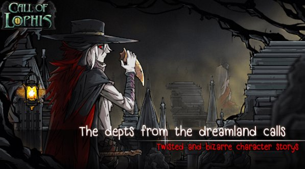 dark dungeon survival lophis fate card roguelike APK Android