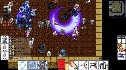 Dawn of Warriors Full APK Android Game Free Download