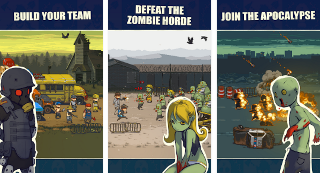 dead ahead zombie warfare APK Android