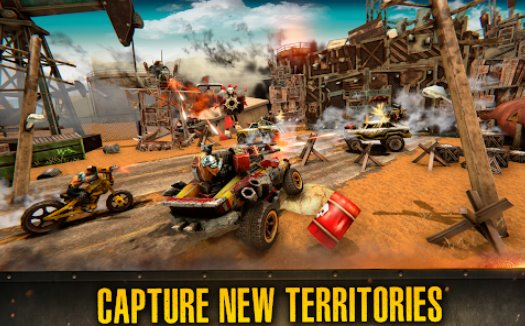 dead paradise the road warrior APK Android