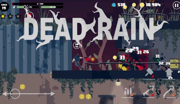 Dead Rain New Zombie Virus