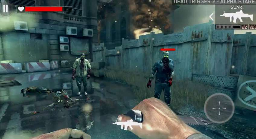 DEAD TRIGGER 2 APK MOD Android Game Free Download