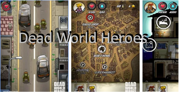 tote Welt Helden