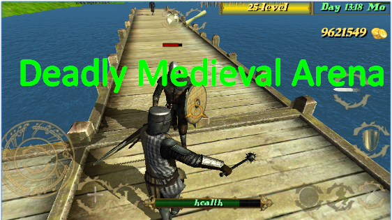 Deadly Medieval Arena MOD + APK Android Free Download