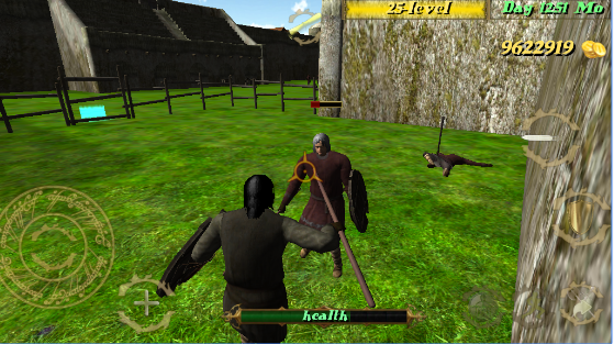 deadly medieval arena APK Android