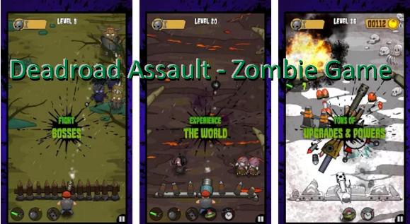 deadroad asalto zombie fama