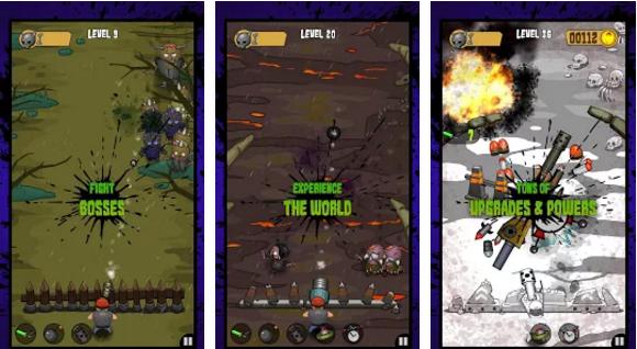 deadroad asalto zombie fama APK Android