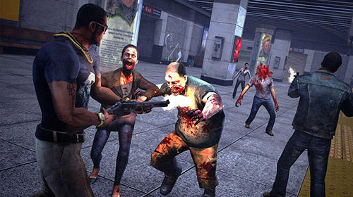 death invasion survival APK Android