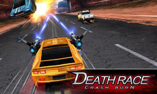 death race crash burn