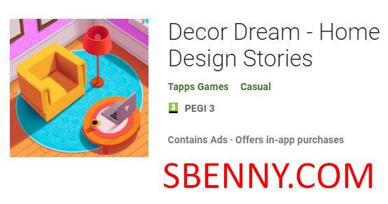 Decor Dream Home Design Stories Mod