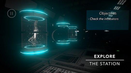 Deep Space zuerst kontaktieren APK Android