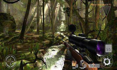 Deer Hunter 2014 APK MOD GAME Android Скачать