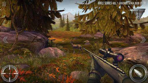 DEER HUNTER 2016 MOD APK Android Game Free Download