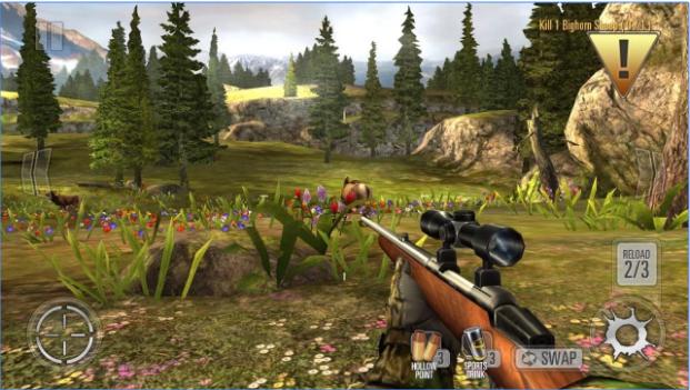 cazador de los ciervos clásico APK Android