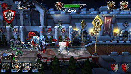 DEFENDERS & DRAGONS MOD APK Android Game Free Download