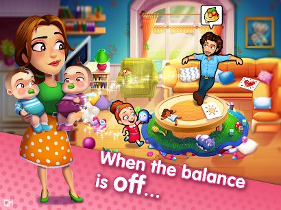 delicious moms vs dads APK Android
