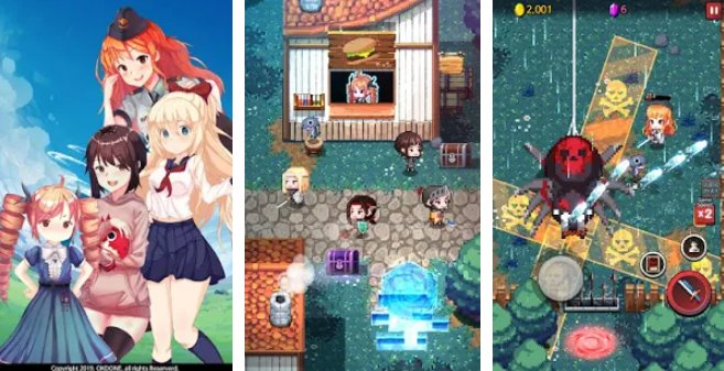 Lieferung RPG APK Android